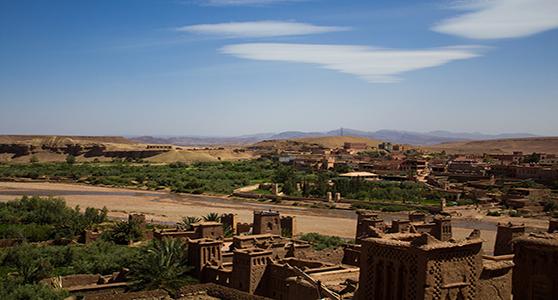 Circuit vers le Sud du Maroc-Agadir