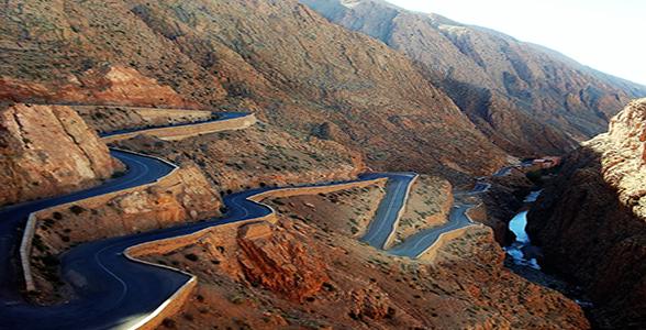 Circuit vers Ouarzazate-Marrakech
