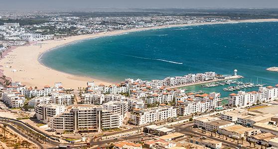 Visite Agadir en demi journée