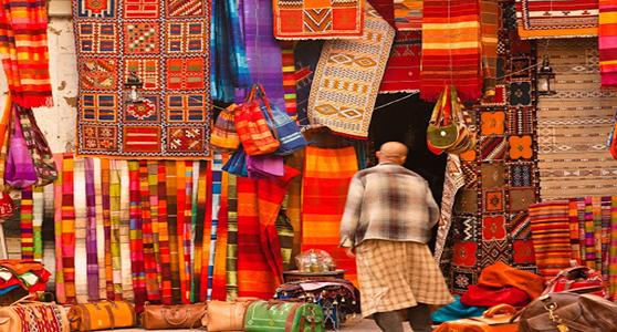 Tour à la ville de Marrakech