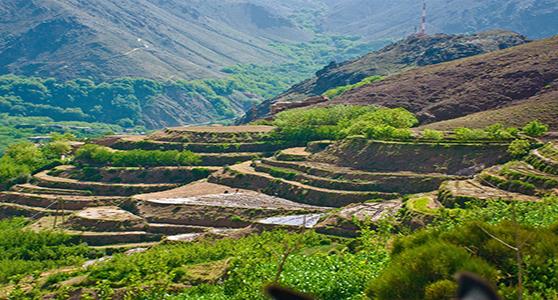 Excursion Imlil & les  vallées Atlas